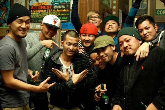 昨夜のBIGUP DANCEHALLめちゃくちゃ楽しかった〜! 福岡からCHOMORANMA、宮崎からPACESETTERを迎えての九州SPLASH!! 早い時間からお客さんも沢山で、フロアもかなり盛り上がってましたね〜!