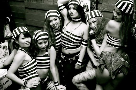World Reggae Dance Champion Ship予選大会、沖縄からMad Gyal Dem出場!