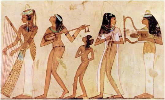 5万年に渡る音楽の歴史を、7分の動画で知れるHistória da Música !