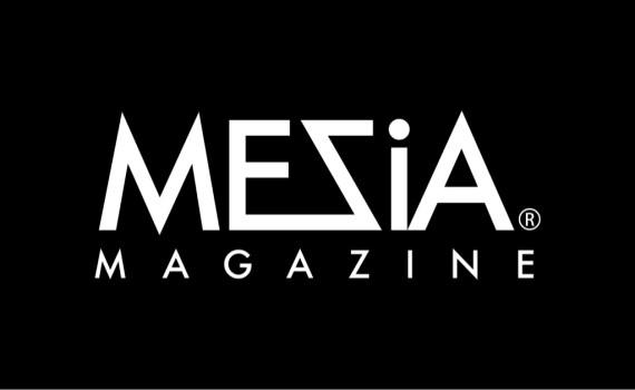 MEZIA magazine創刊号発刊!